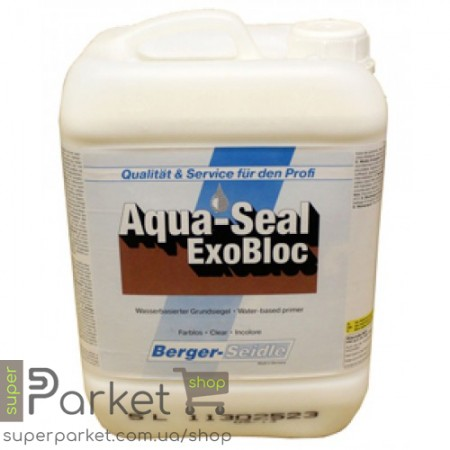 Berger-Seidle Aqua-Seal ExoBloc 5л