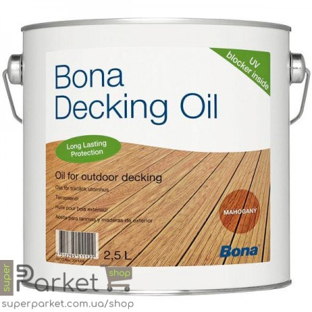 Bona Decking Oil (Бона Декинг Оил) 10л