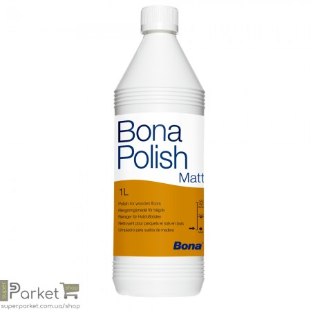 Bona Polish Matt (Бона Полиш Мат) 1л