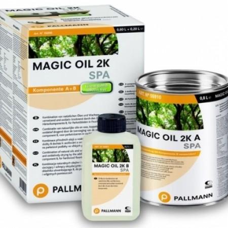 Pallmann Magic Oil 2K Spa (Палман Мейджик Оил 2К Спа) 1л