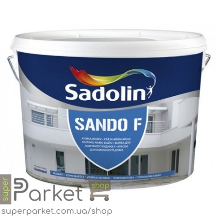 Sadolin Sando F (Садолин Сандо Ф) 10л