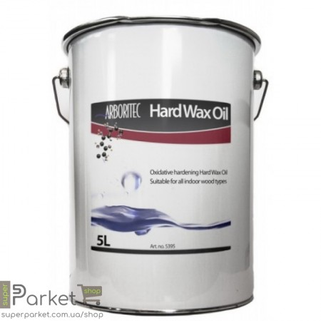 Arboritec Hard Wax Oil (Арборитек Хард Вакс Оил) 5л