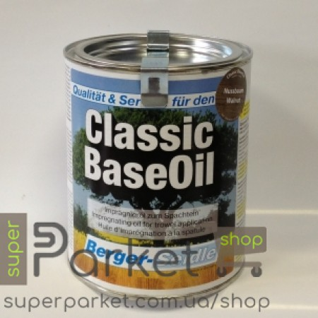 Berger-Seidle Classic Base Oil Color 1л