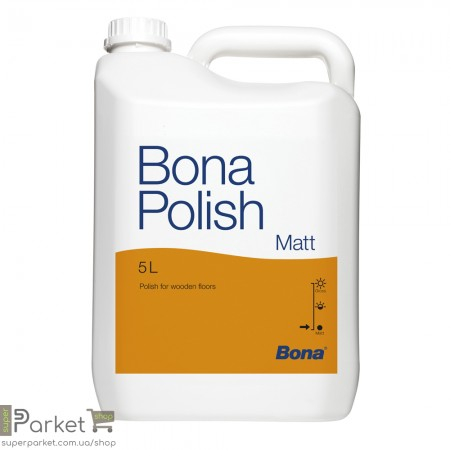 Bona Polish Matt (Бона Полиш Мат) 5л