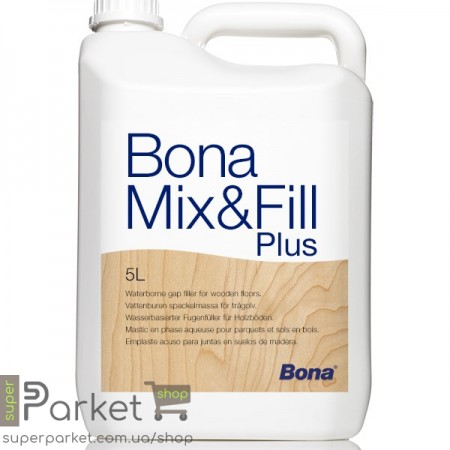 Bona Mix & Fill Plus (Бона Микс Фил Плюс) 5л