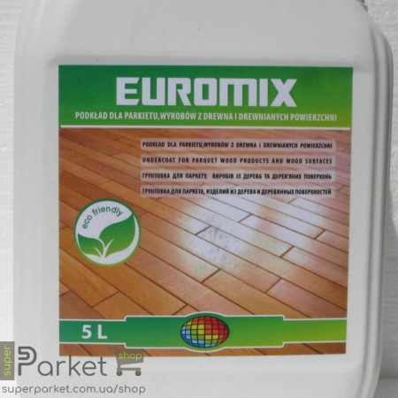 "Euromix ""ПРІМУС"" (Евромикс Грунтовка) 5л"