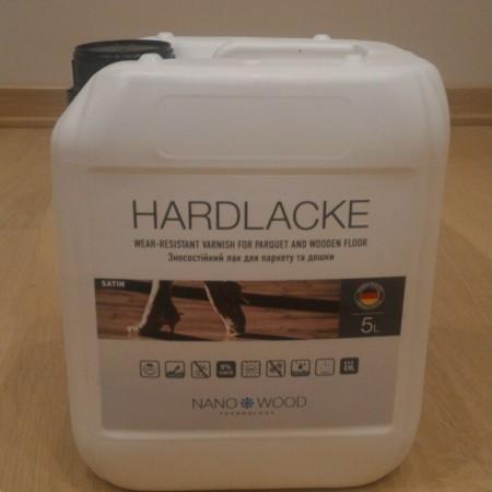 Nano Wood Hardlacke (Нано Вуд Хардлак) 5л