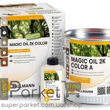 Pallmann Magic Oil 2K Color (Палман Мейджик Оил 2К Колор) 1л
