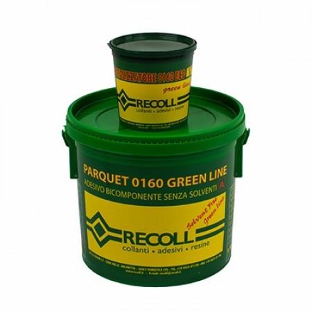 Recoll Parquet 0160 Green Line 2K 10кг