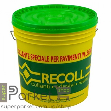 Recoll Parquet P6RR (Рекол Паркет П6РР) 25кг