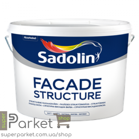 Sadolin Facade Structure (Садолин Фасад Структура) 10л