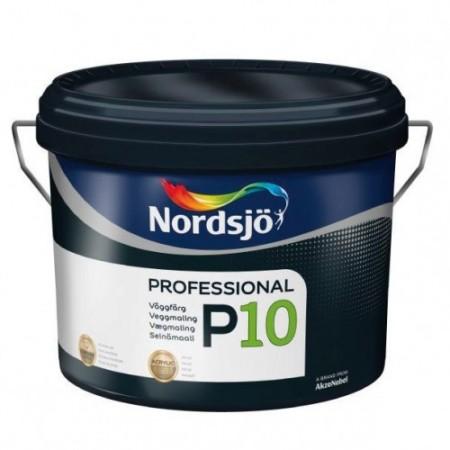 Sadolin Nordsjo Professional P10 (Садолін Норджіо Професіонал П10) 10л
