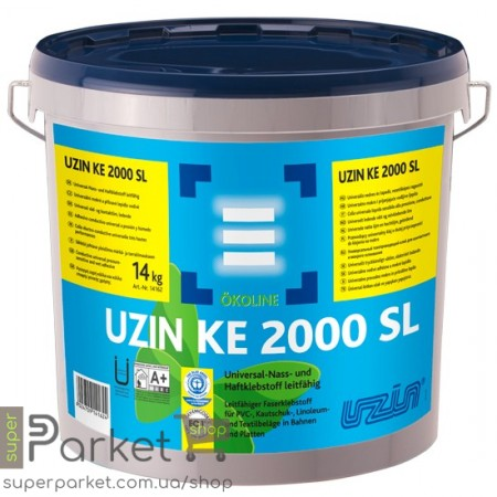 Uzin KE 2000 SL (Уцин KE 2000 СЛ) 14кг